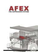 AFEX Fire Suppression Systems Mining Capabilities